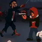 Игра Спасение девочки от зомби