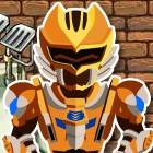 Игра Роботы-защитники