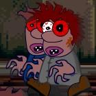 Игра Мальчик против зомби