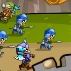 Игра Лучник на страже замка