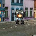 Игра Боевой робот 3D