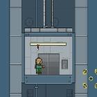 Стрелялка в лифте