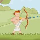Игра Стрельба греческого героя из лука