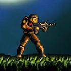 Игра Стрелялка на неизвестной планете