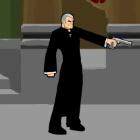 Игра Стрелялка со священником