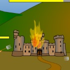 Игра Замок в огне