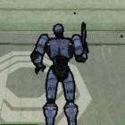 Игра Робокоп: Тренировка в тире