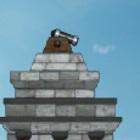 Игра Стрельба из замковой пушки