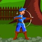 Игра Лучник в голубом 2