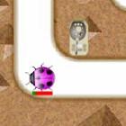 Игра Защита пирамиды башнями