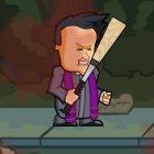Игра Священник стреляет по зомби